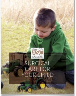 Surgical Care For Your Child Resource Guide Cover