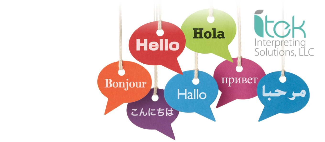 itek Language Translation & Interpreting Services Now Available at Iowa City ASC