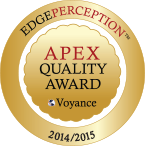 Apex Quality Award Logo