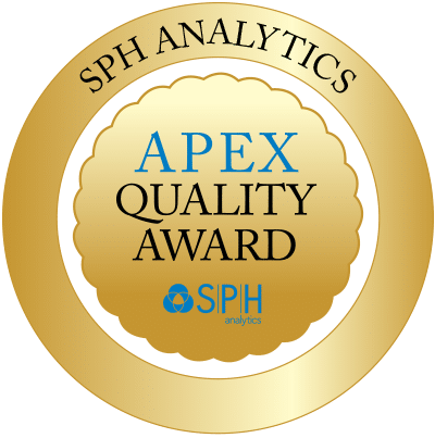 Apex Quality Award Logo
